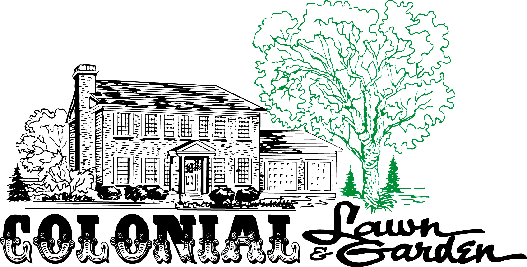 Colonial Lawn and Garden